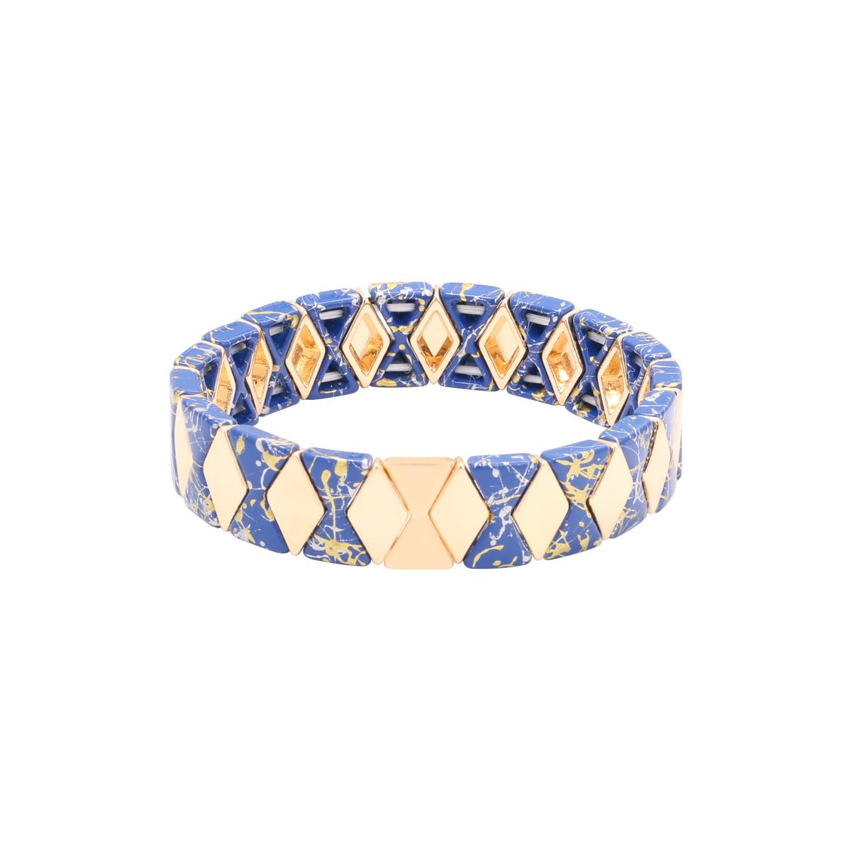 Armband marble diamond