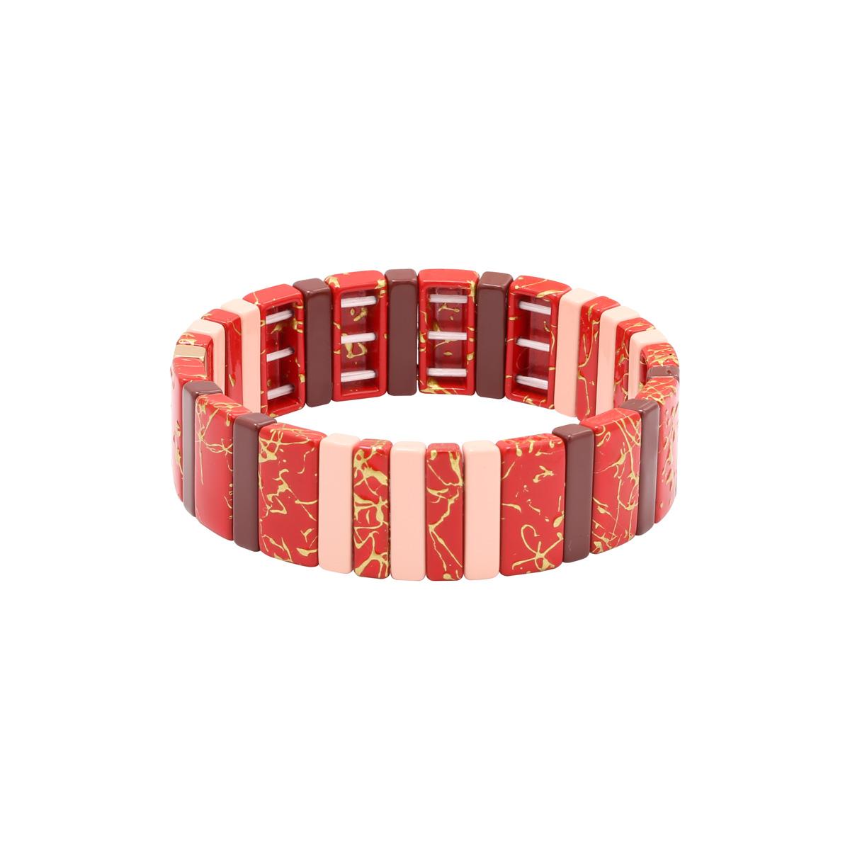 Bracelet Marble Colors