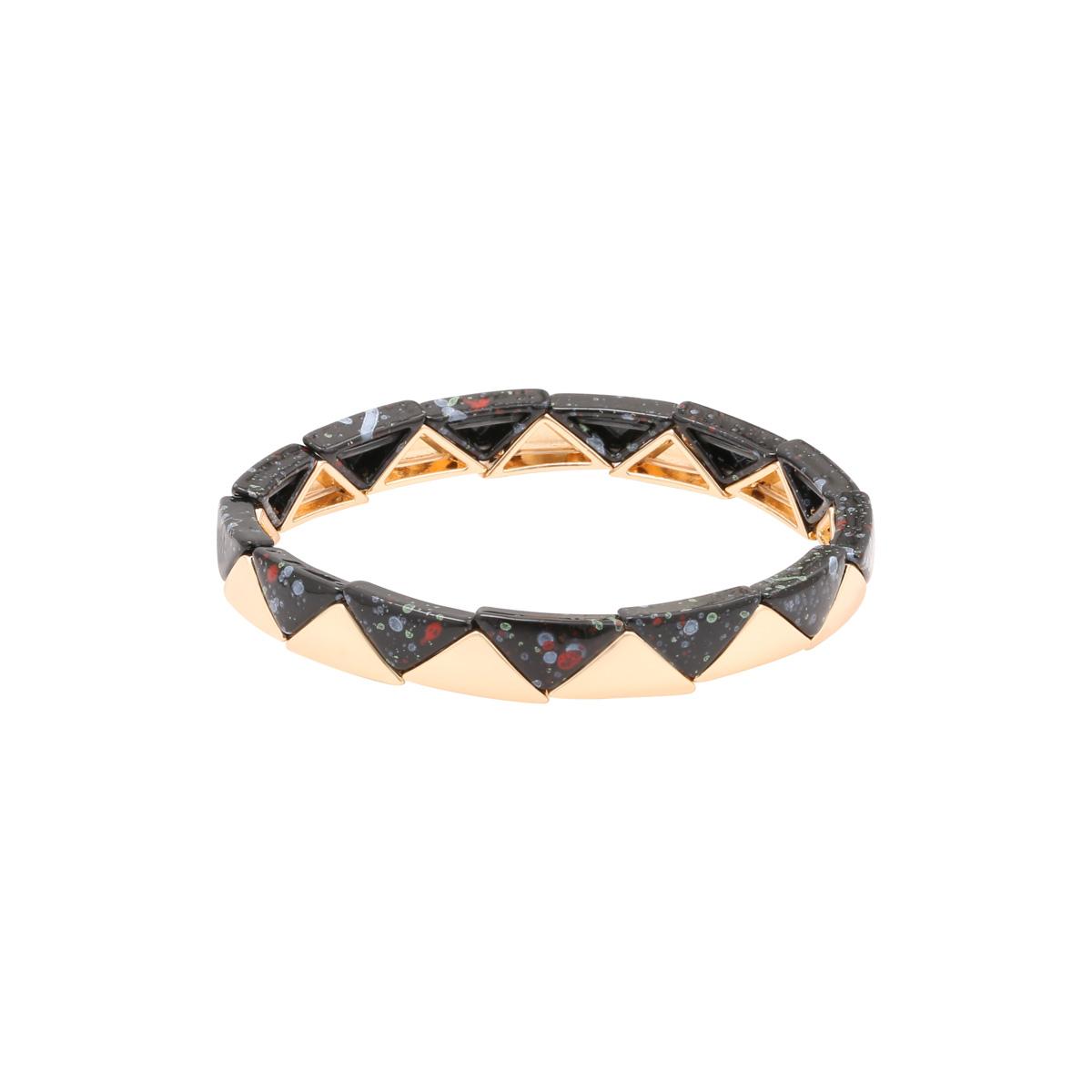 Armband Marble Triangle