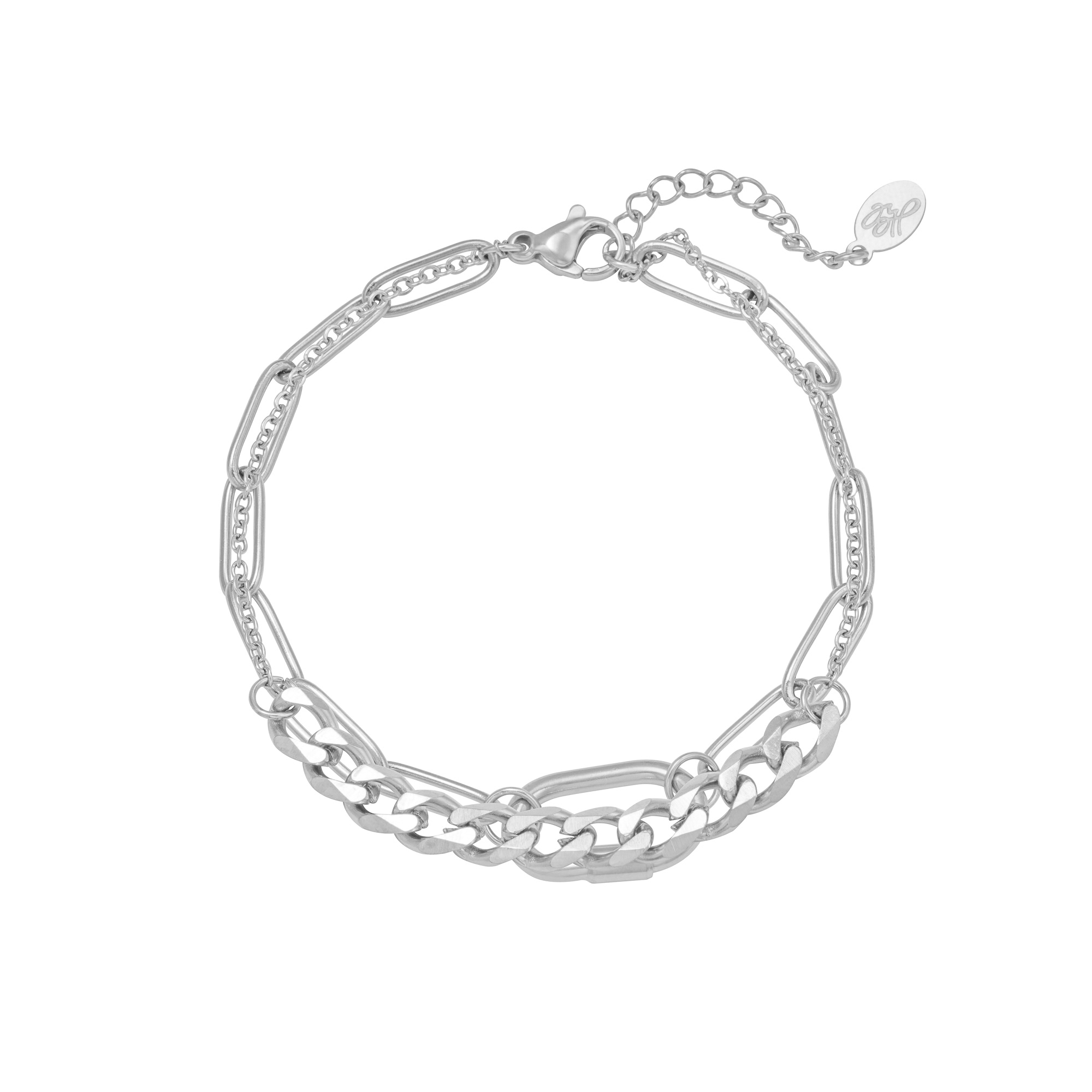 Pulsera Chains Two In One