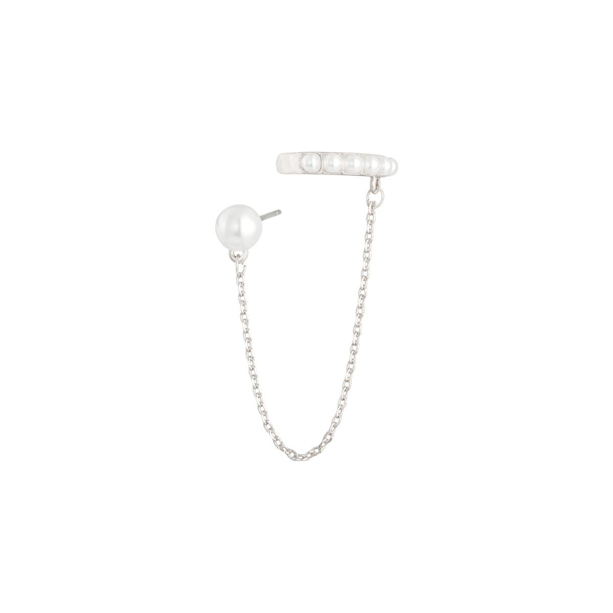 Earcuff Pearls Don't Lie