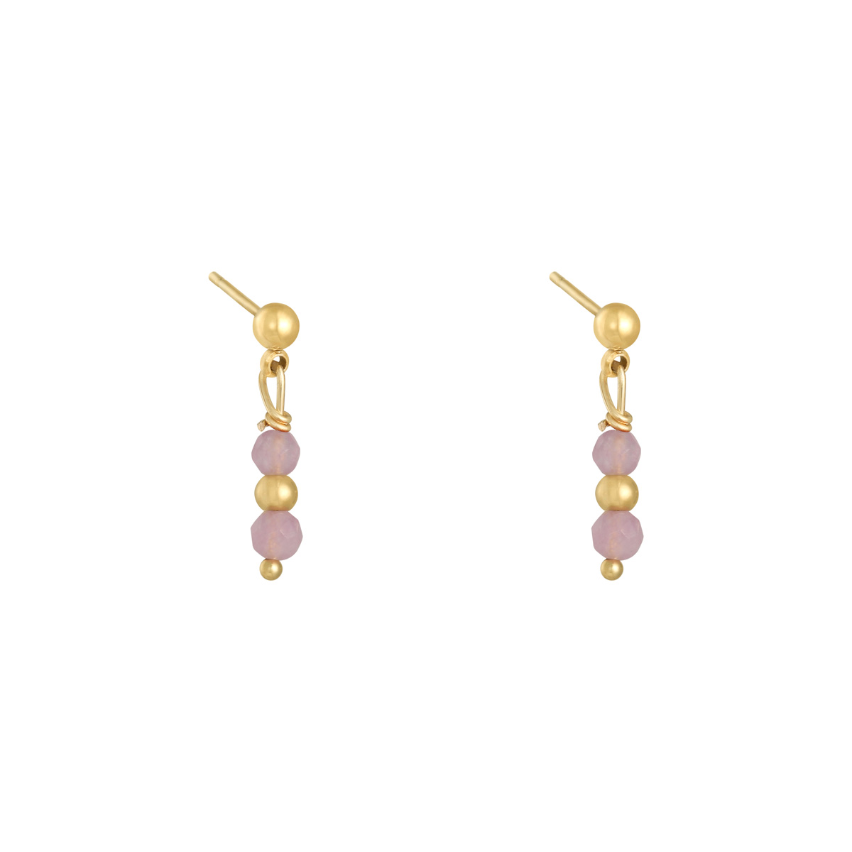Boucles d'oreilles In A Row