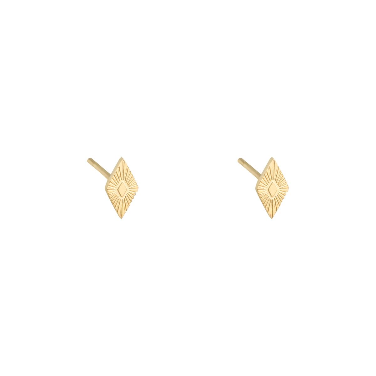 Earrings Small Copper