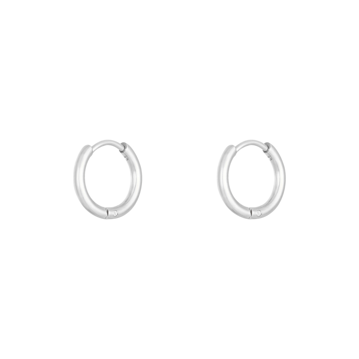 Boucles d'oreilles Little Hoops 1.4cm