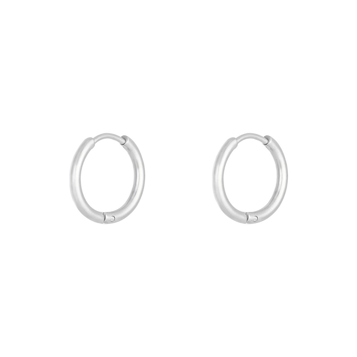 Earrings Little Hoops 1,6cm