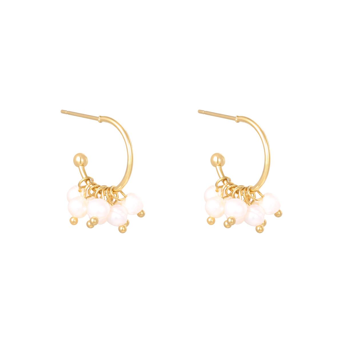 Pendientes Treasure Pearls
