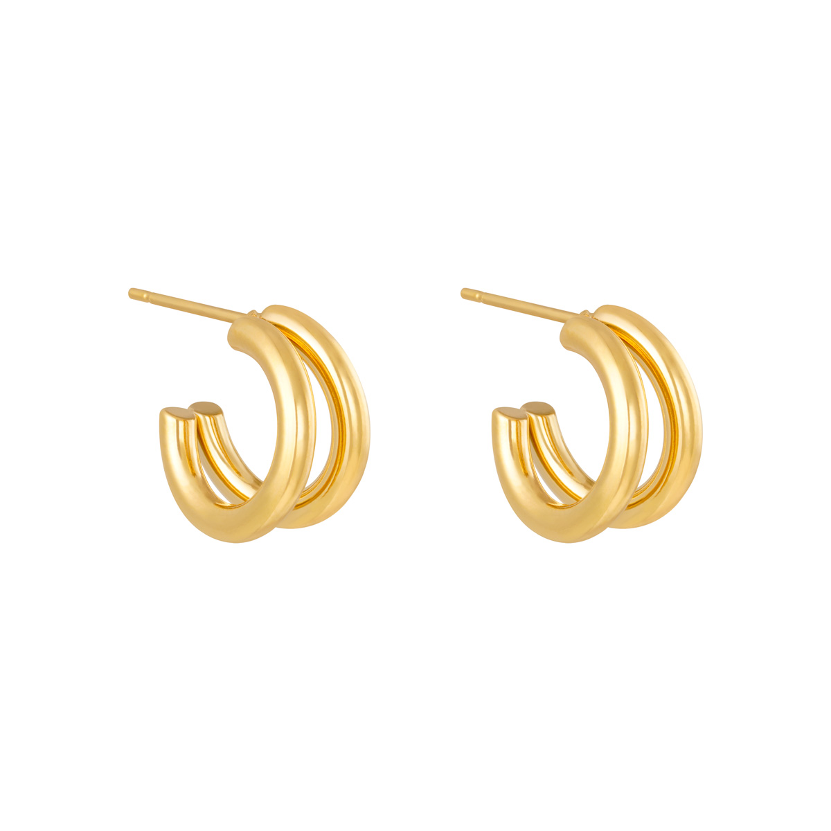 Boucles d'oreilles Circled