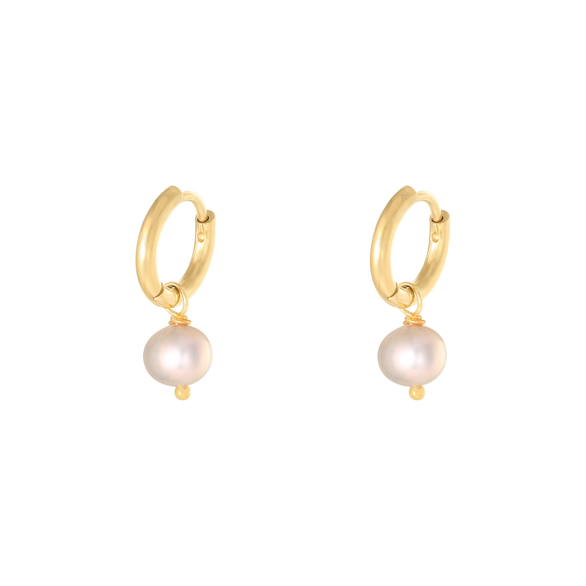 Earrings Pearl Of The Sea