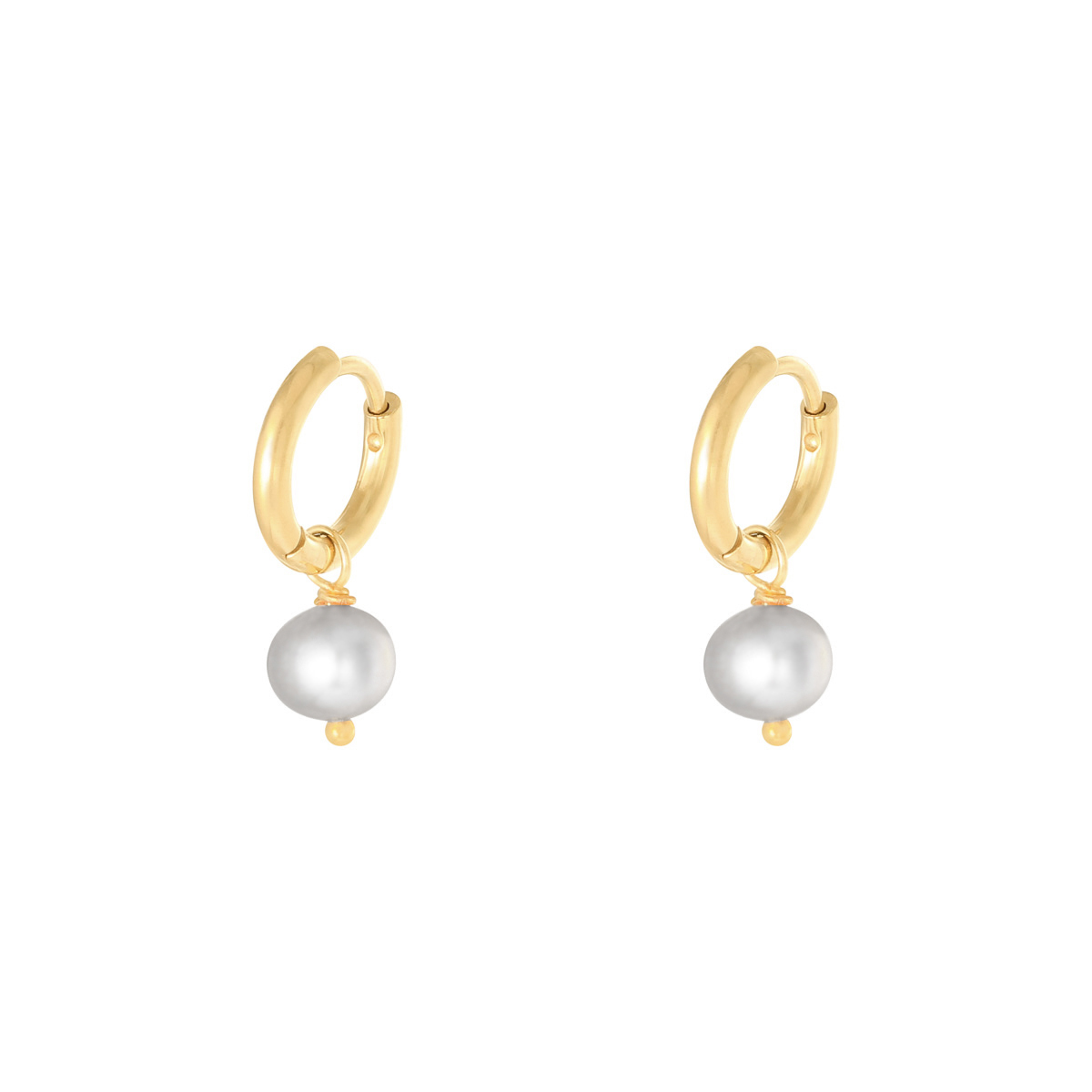 Boucles d'oreilles Pearl Of The Sea