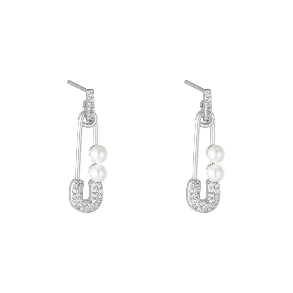 Boucles d'oreilles Glamour Pin
