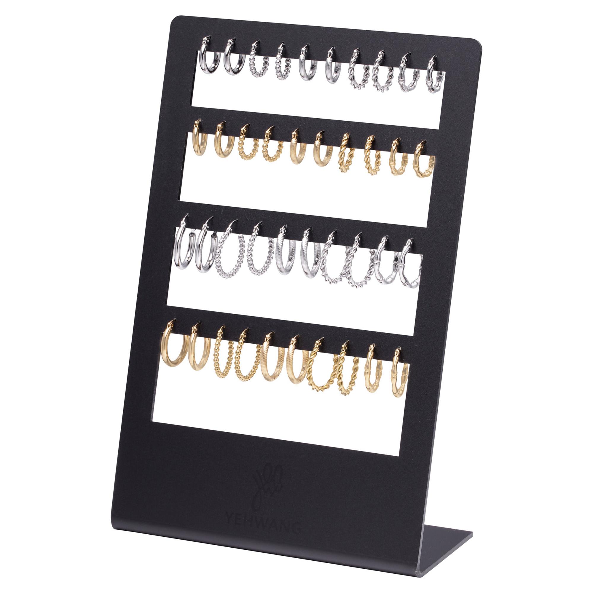 Display Earrings Hoops