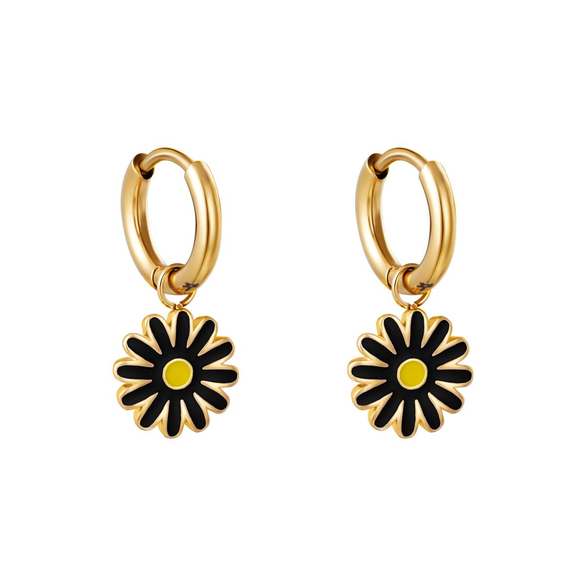 Ohrringe daisy
