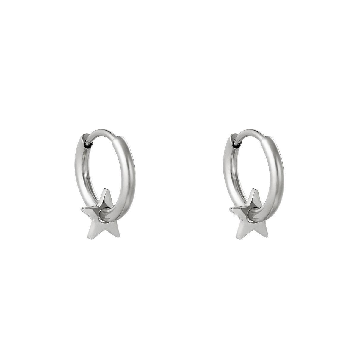 Earrings Lonely Star