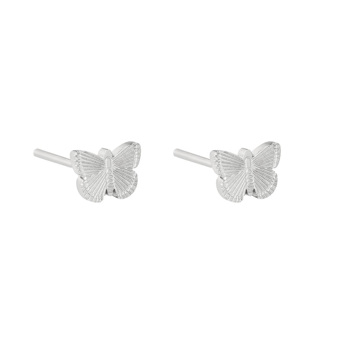 Boucles d'oreilles Fly