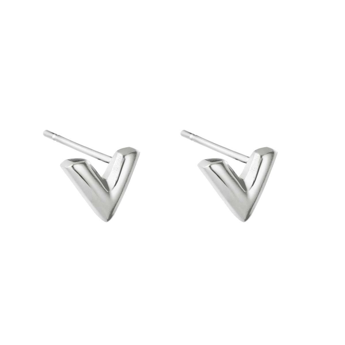 Earrings Think V