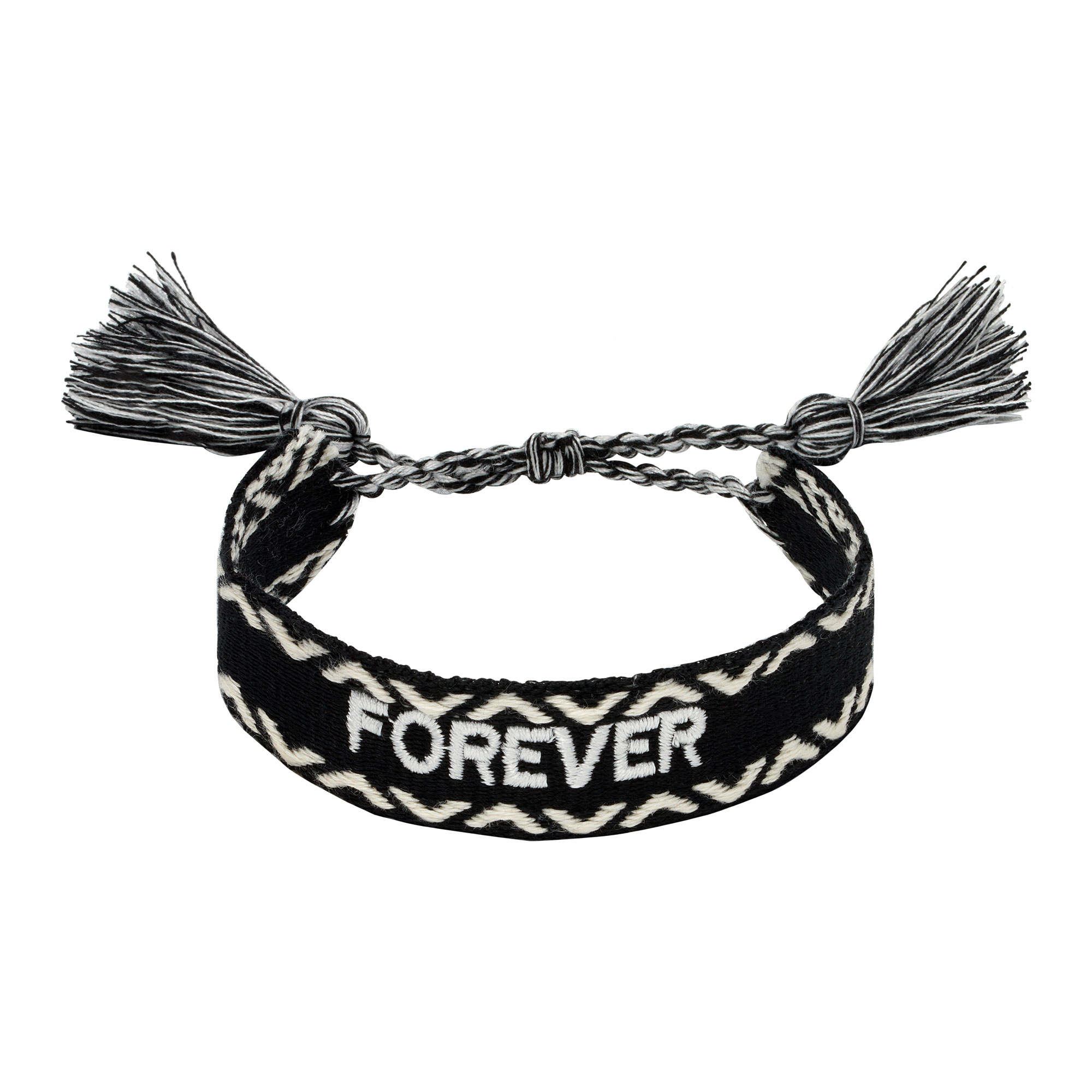 Armband woven forever