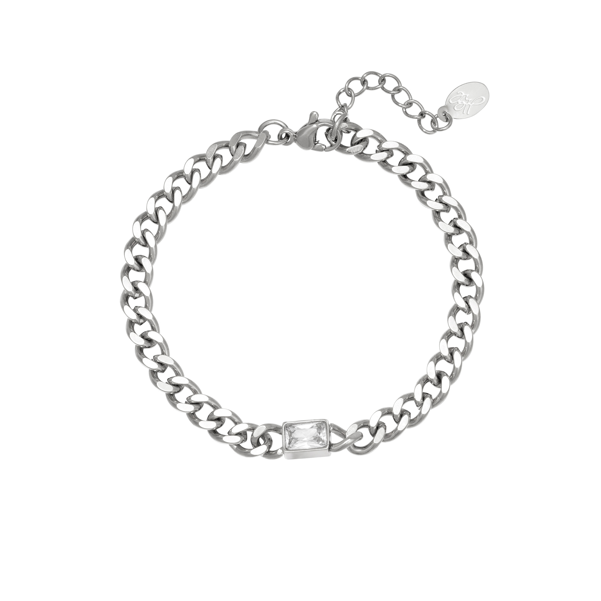Bracelet Diamond In Chain