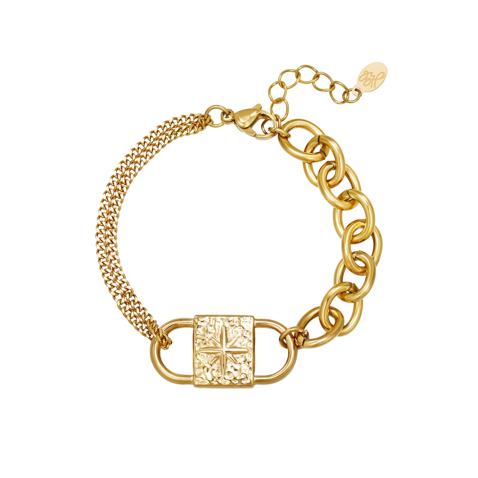 Bracelet Chunky Lock