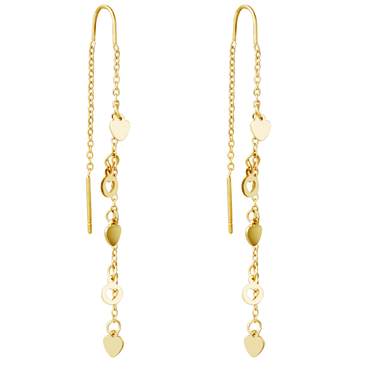 Boucles d'oreilles From the Heart
