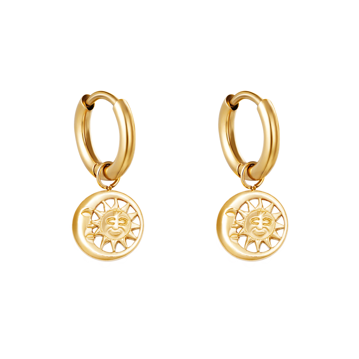 Pendientes Sunny Side Up