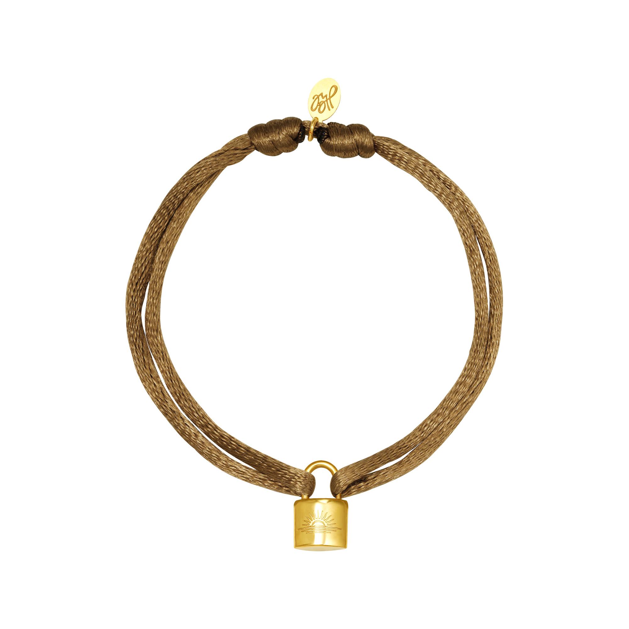 Bracelet Satin Lock