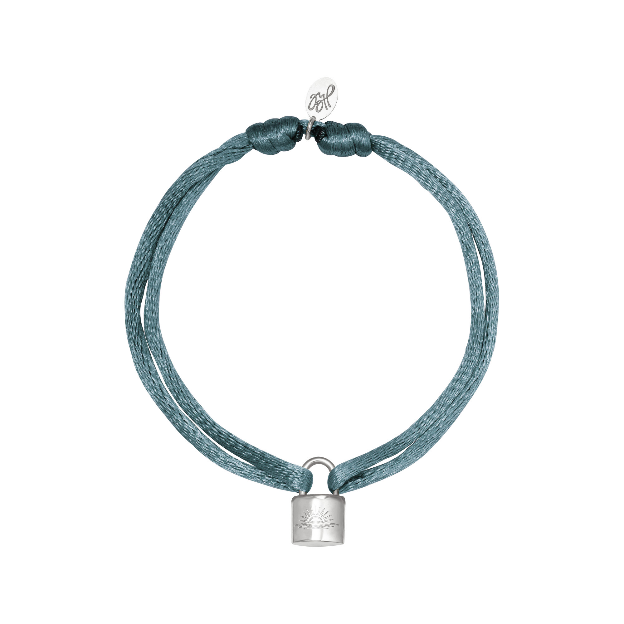 Armband satin lock