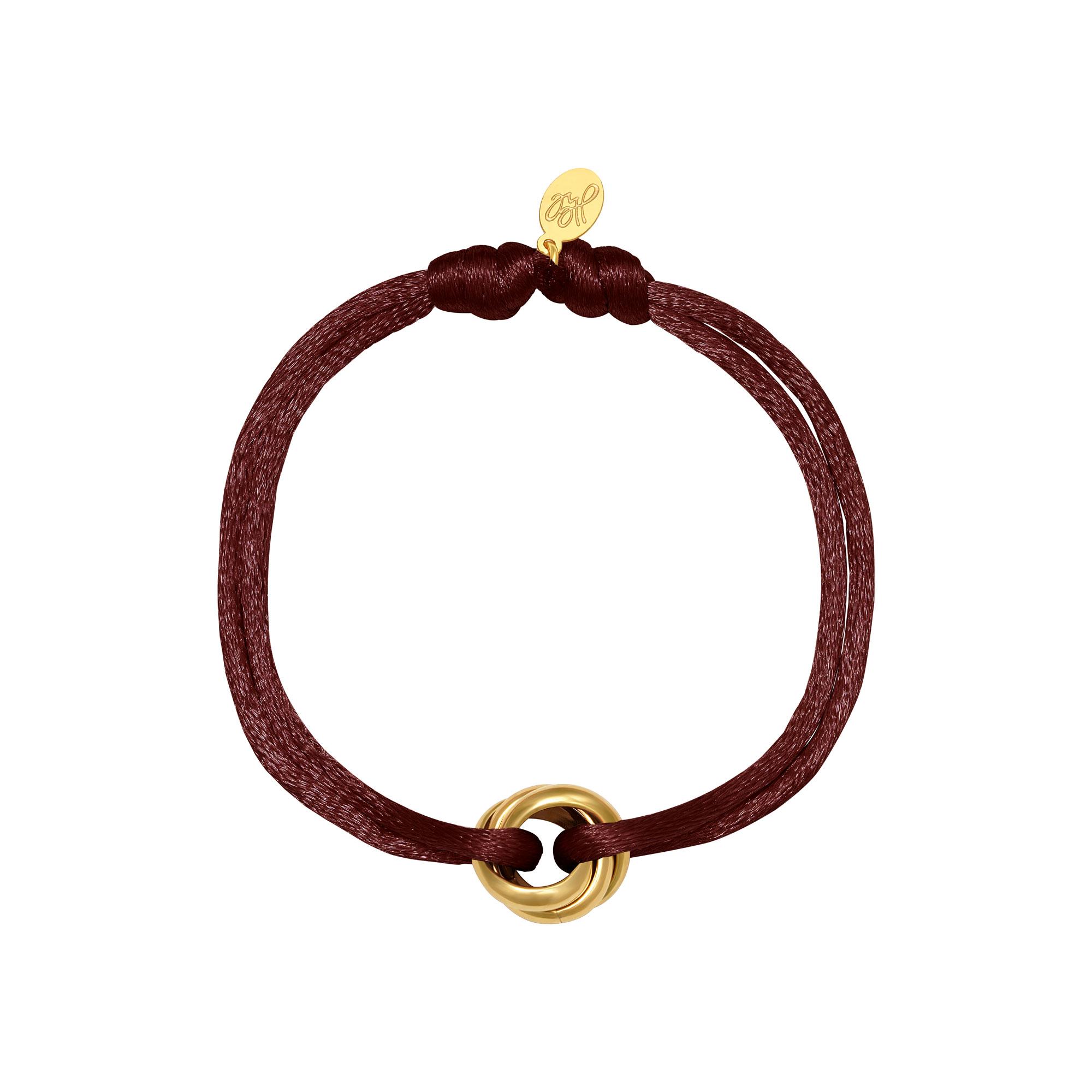Armband satin knot