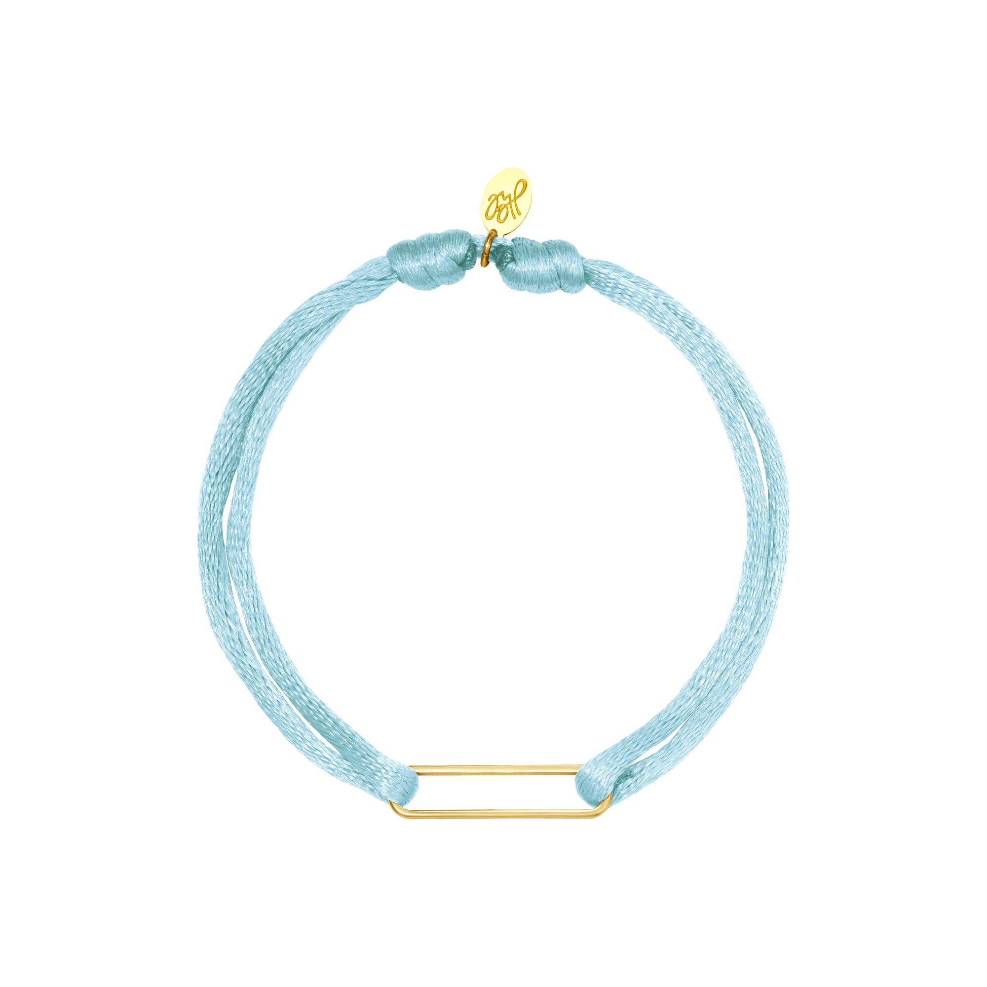 Armband satin clip