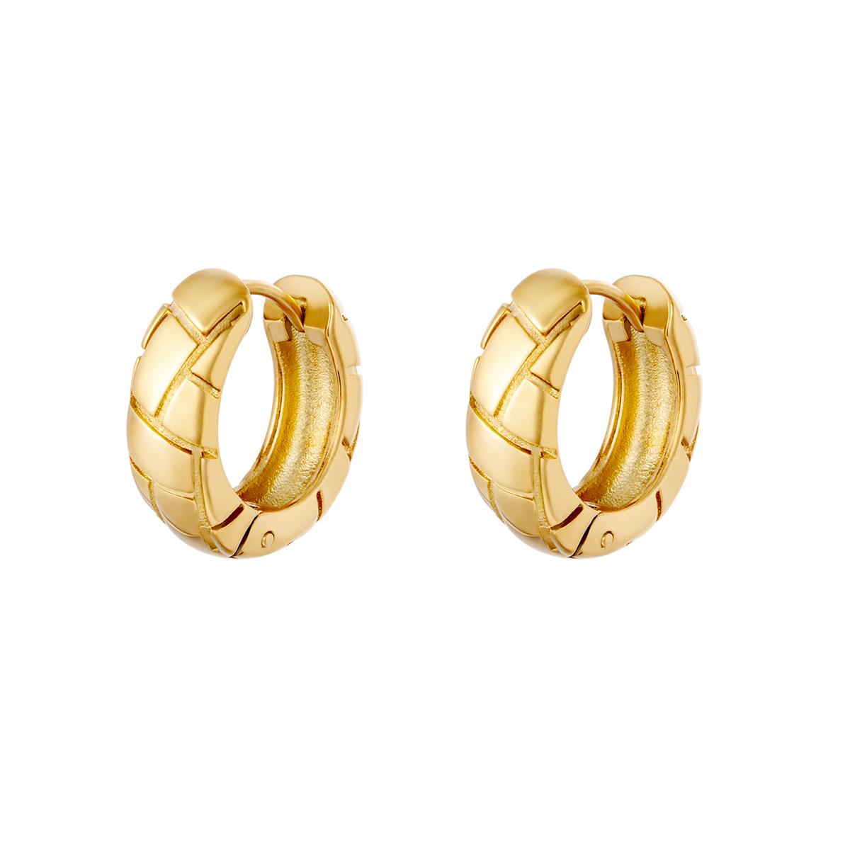 Boucles d'oreilles Tire