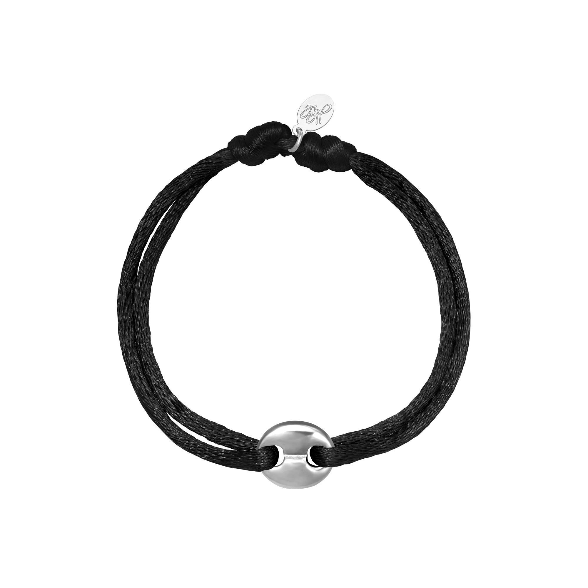 Bracelet Satin Disk
