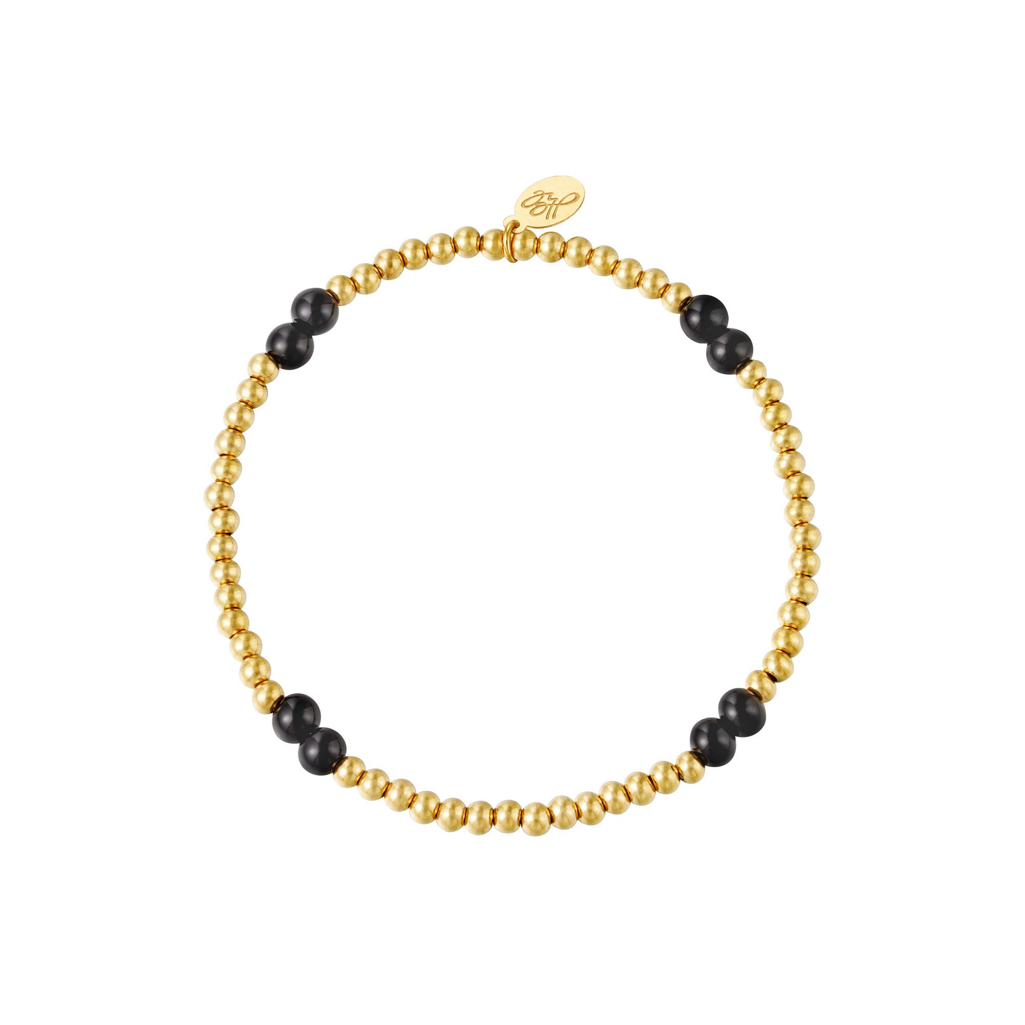 Pulsera Black Pearl
