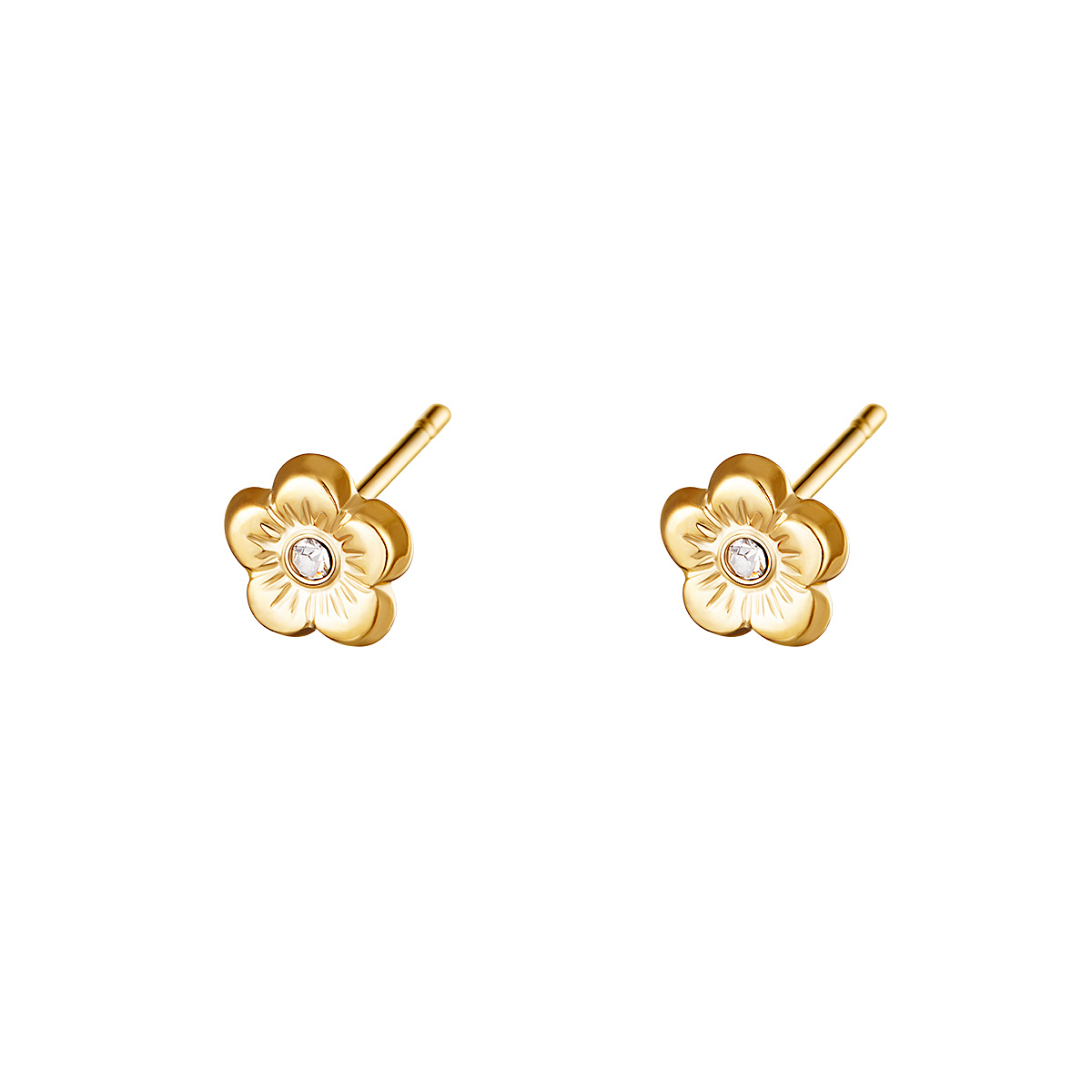 Ohrringe flower