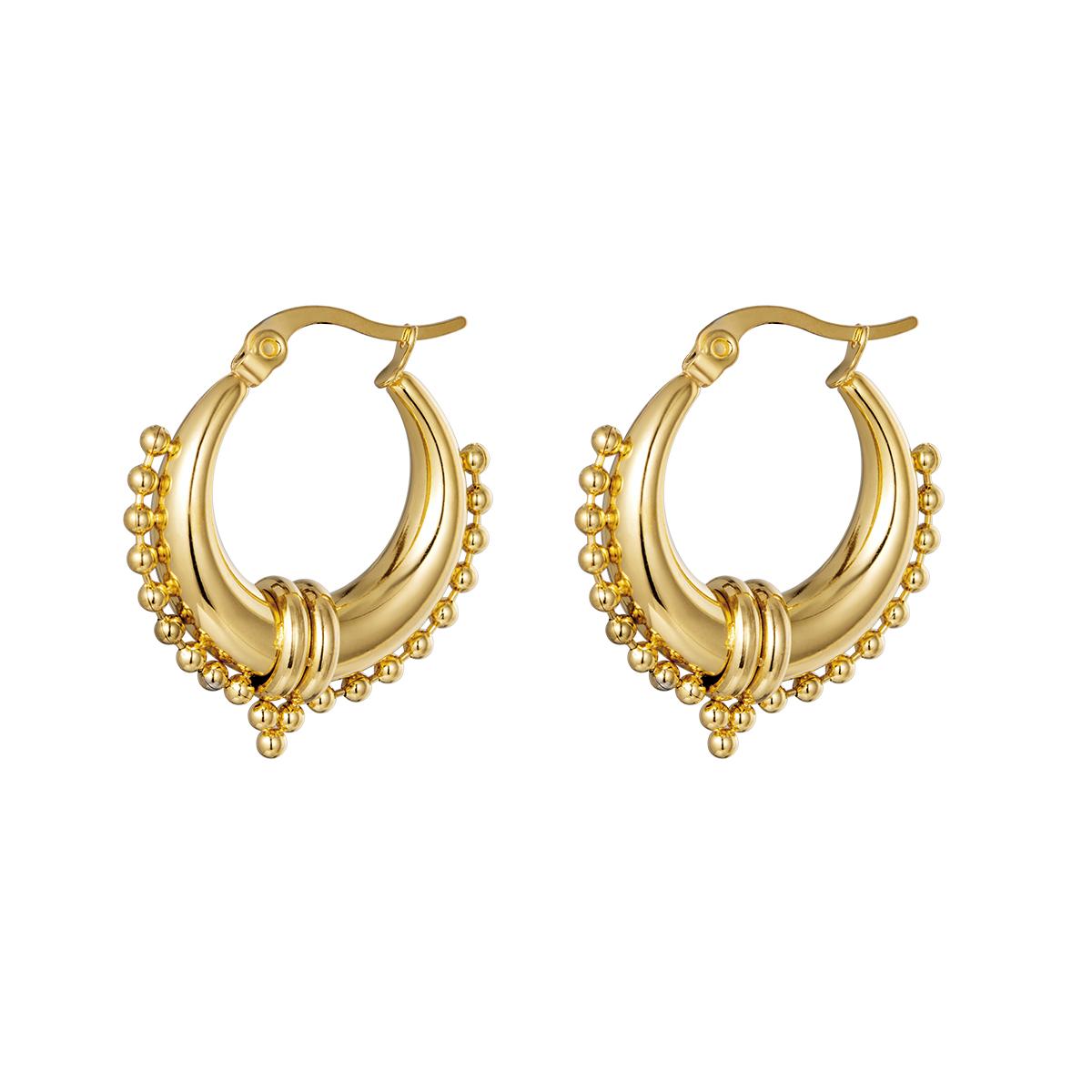 Ohrringe saraswati