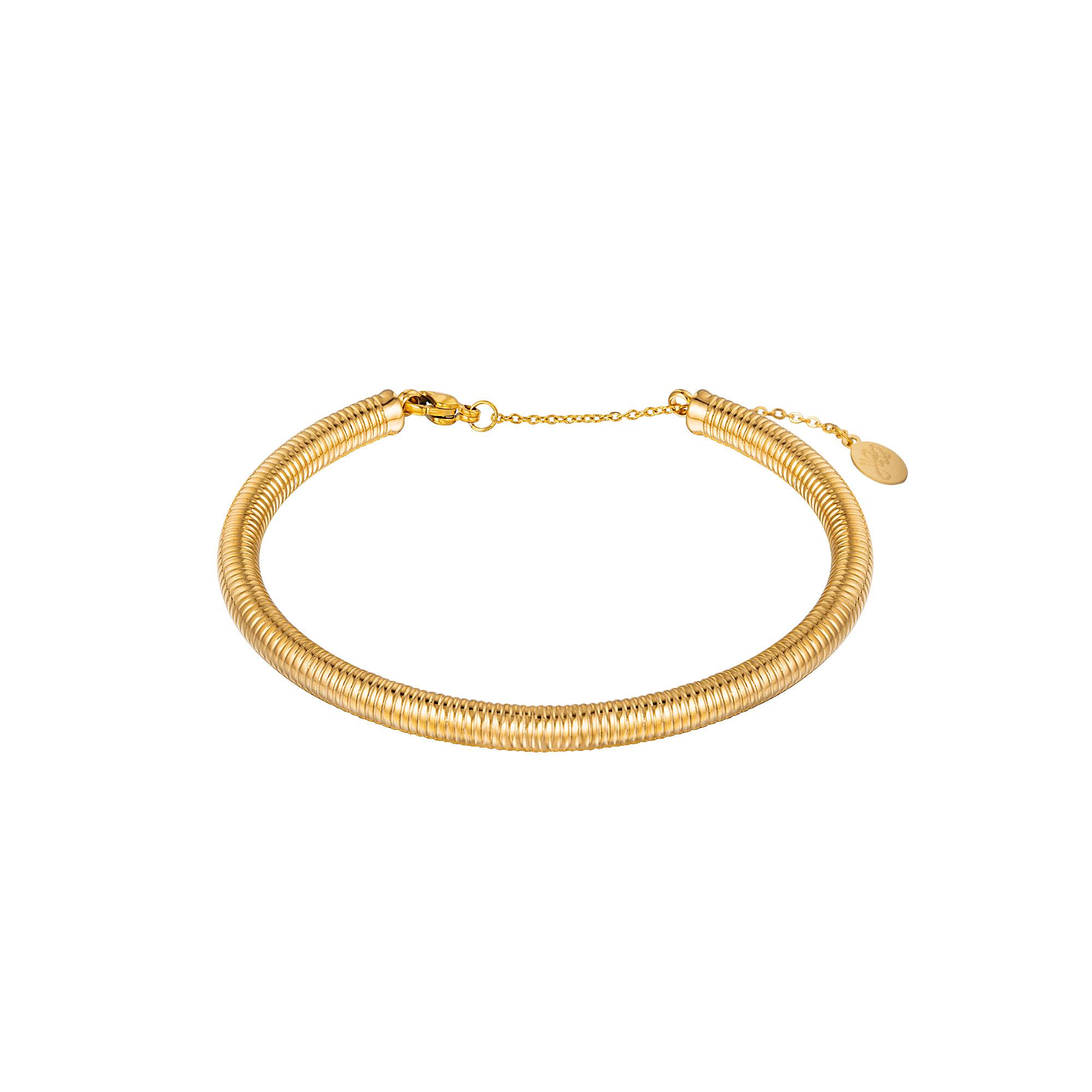 Armband bangle coil