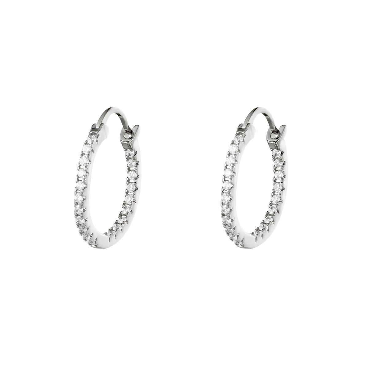 Earrings Hooplala