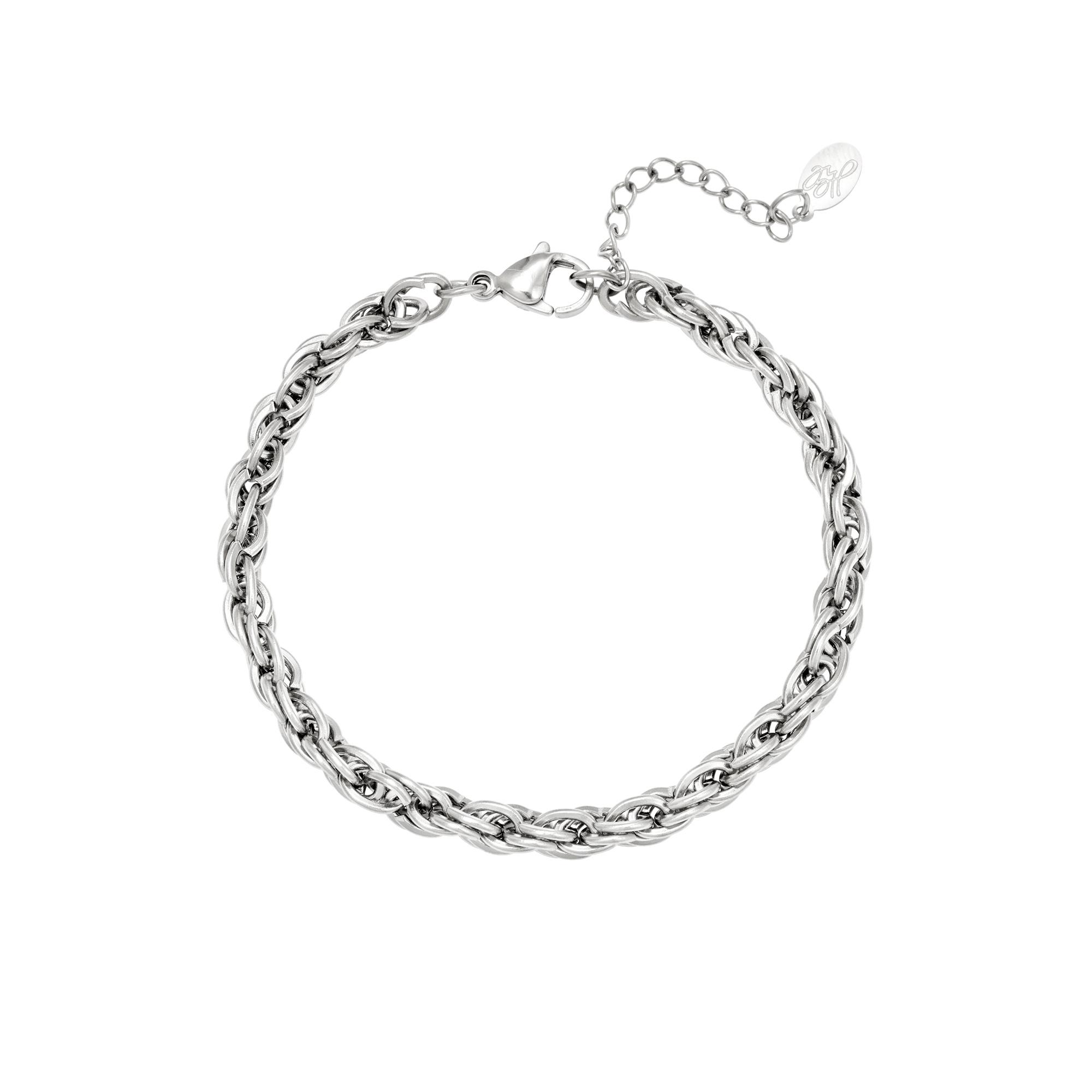 Pulsera Twisted Chain