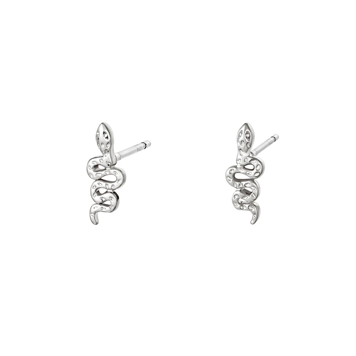 Stud Earrings Hiss