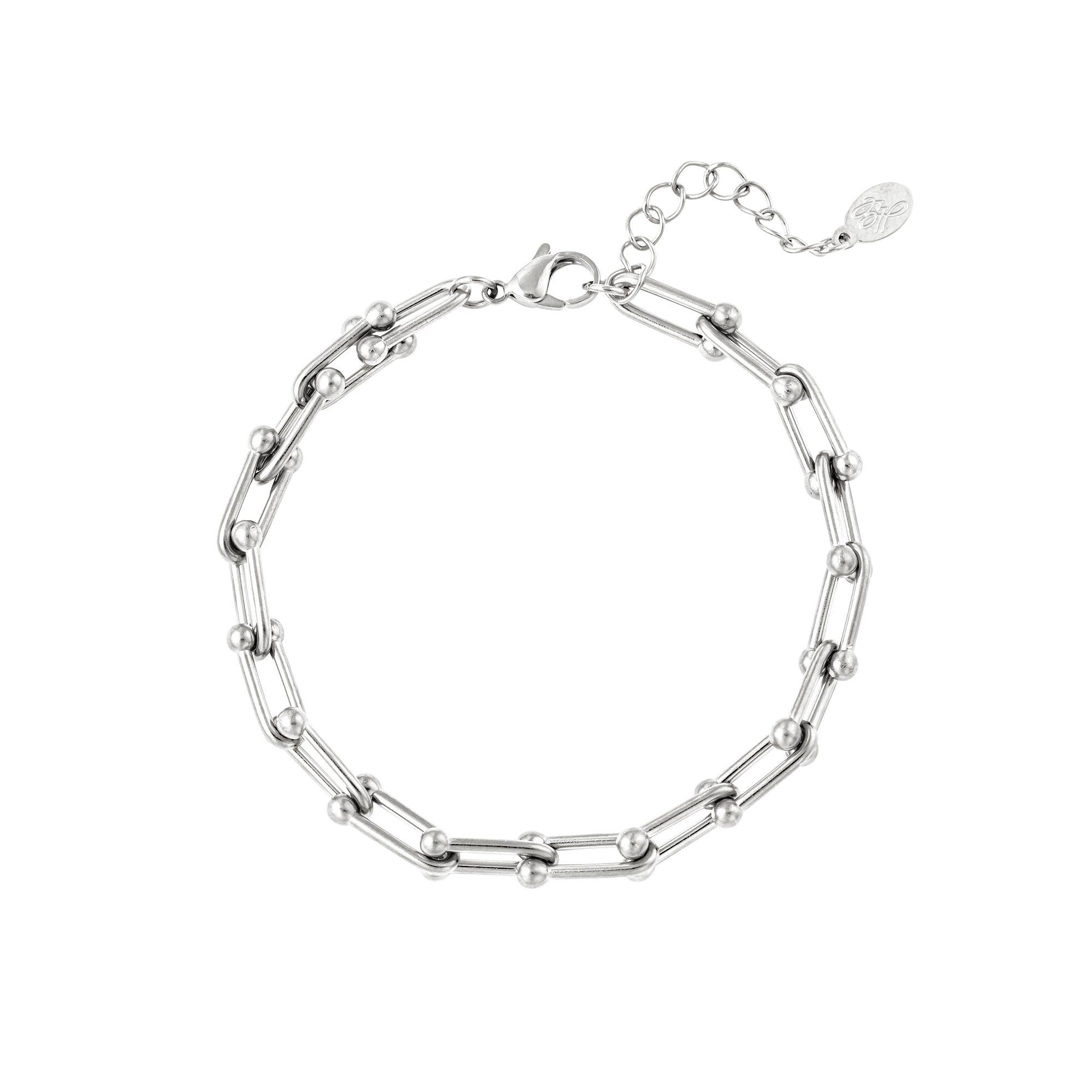 Bracelet chaîne à maillons