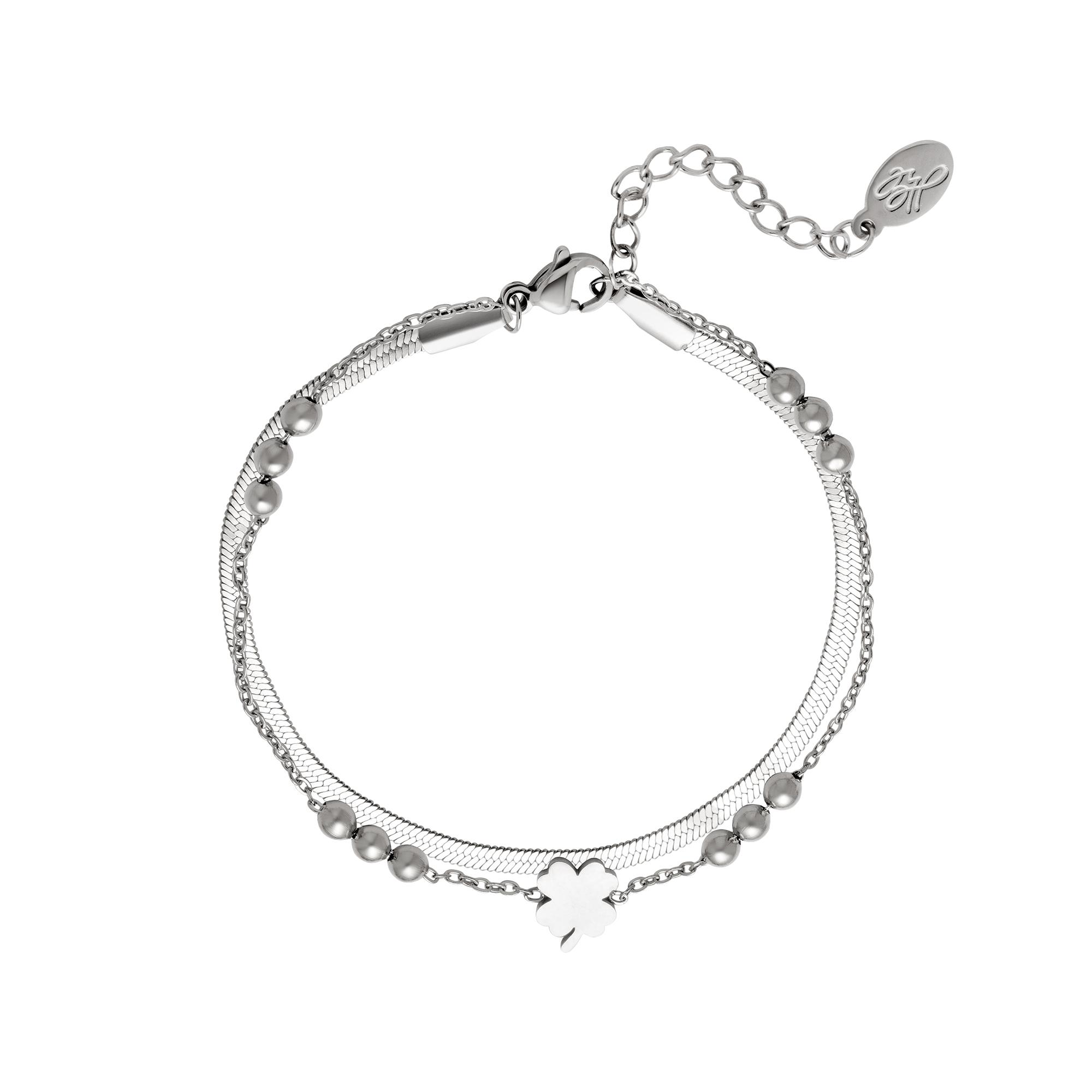 Armband mit mehreren ketten