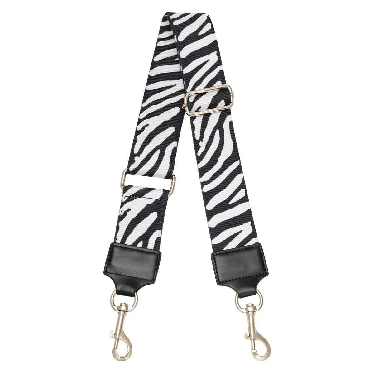 Bolso Strap Zebra