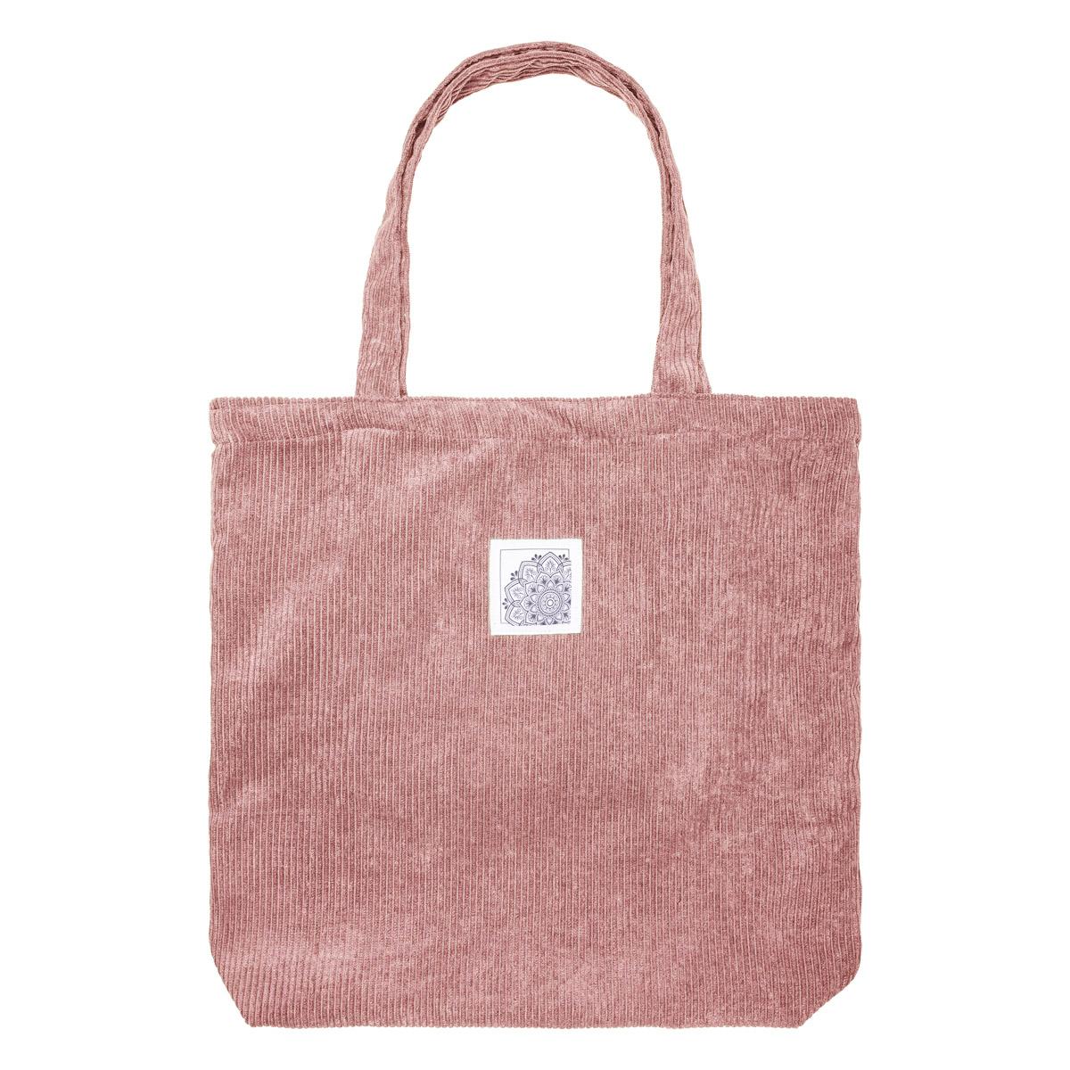 Tote Bag Corduroy