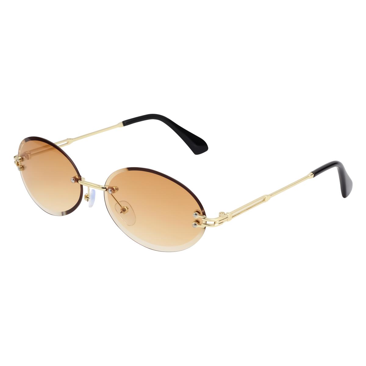 Sonnenbrille oval eye