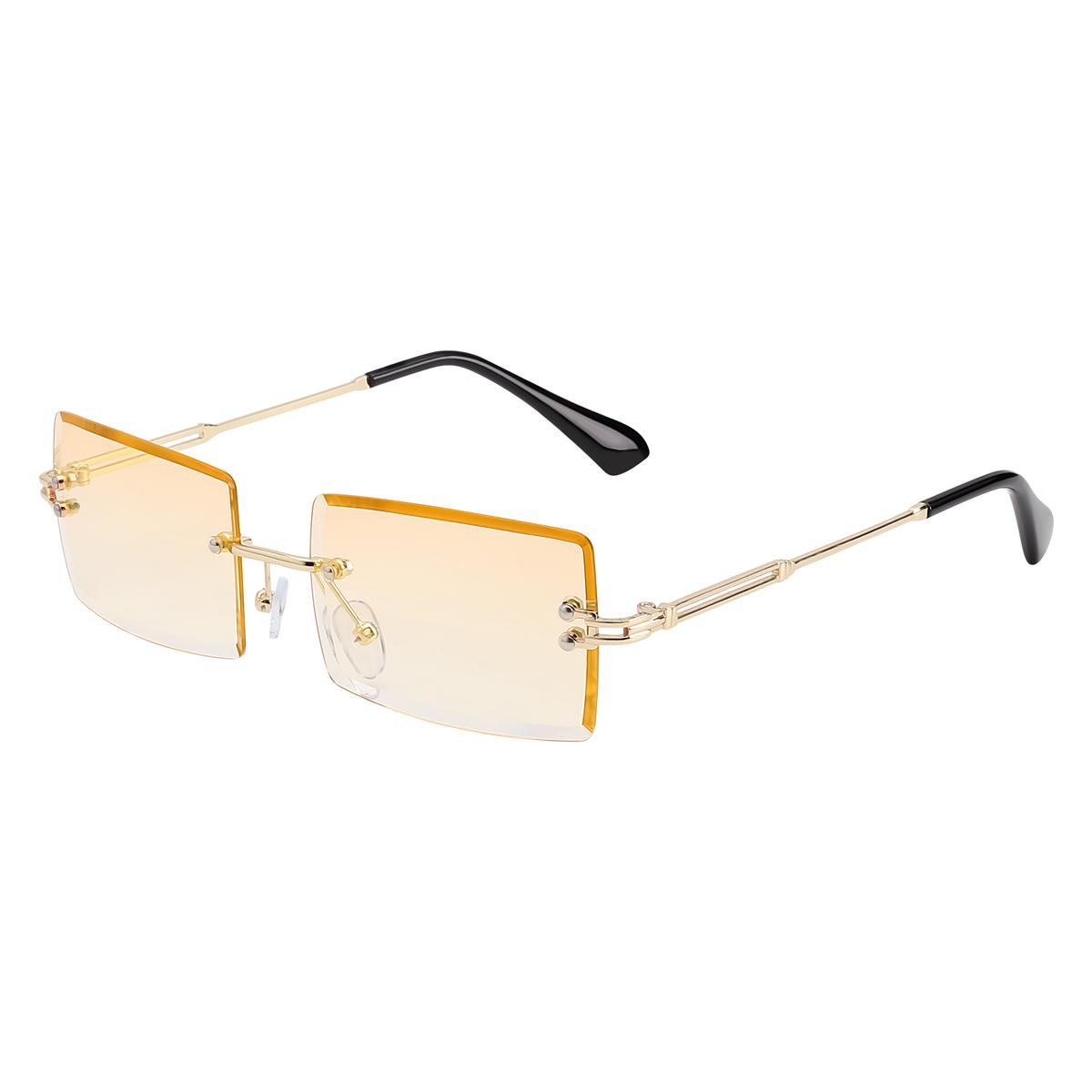 Sonnenbrille retro colours