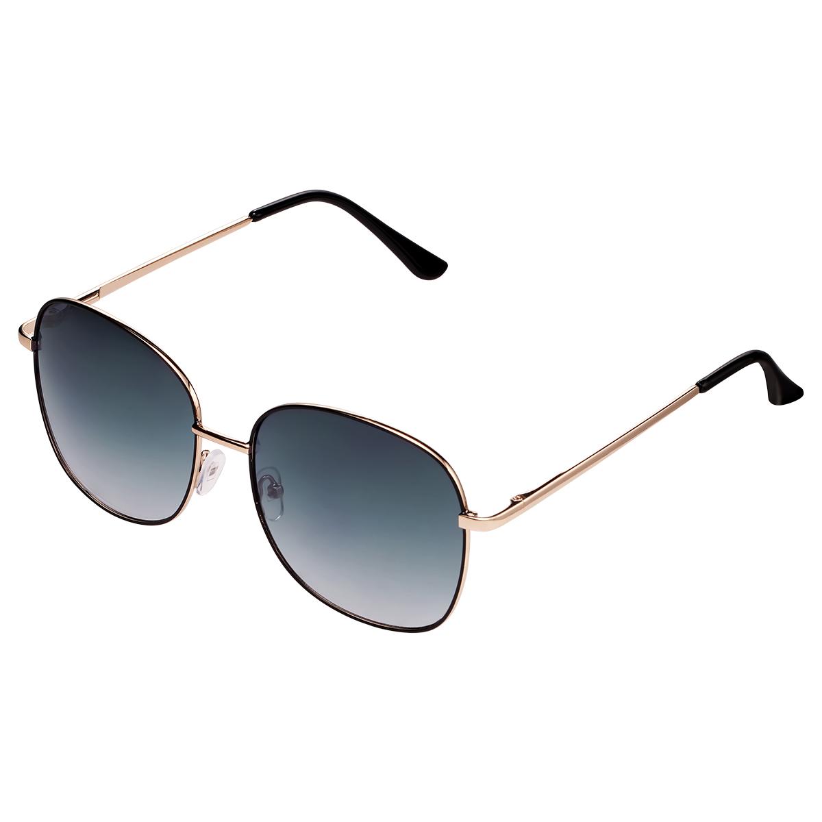 Bruine eenvoudige zonnebril