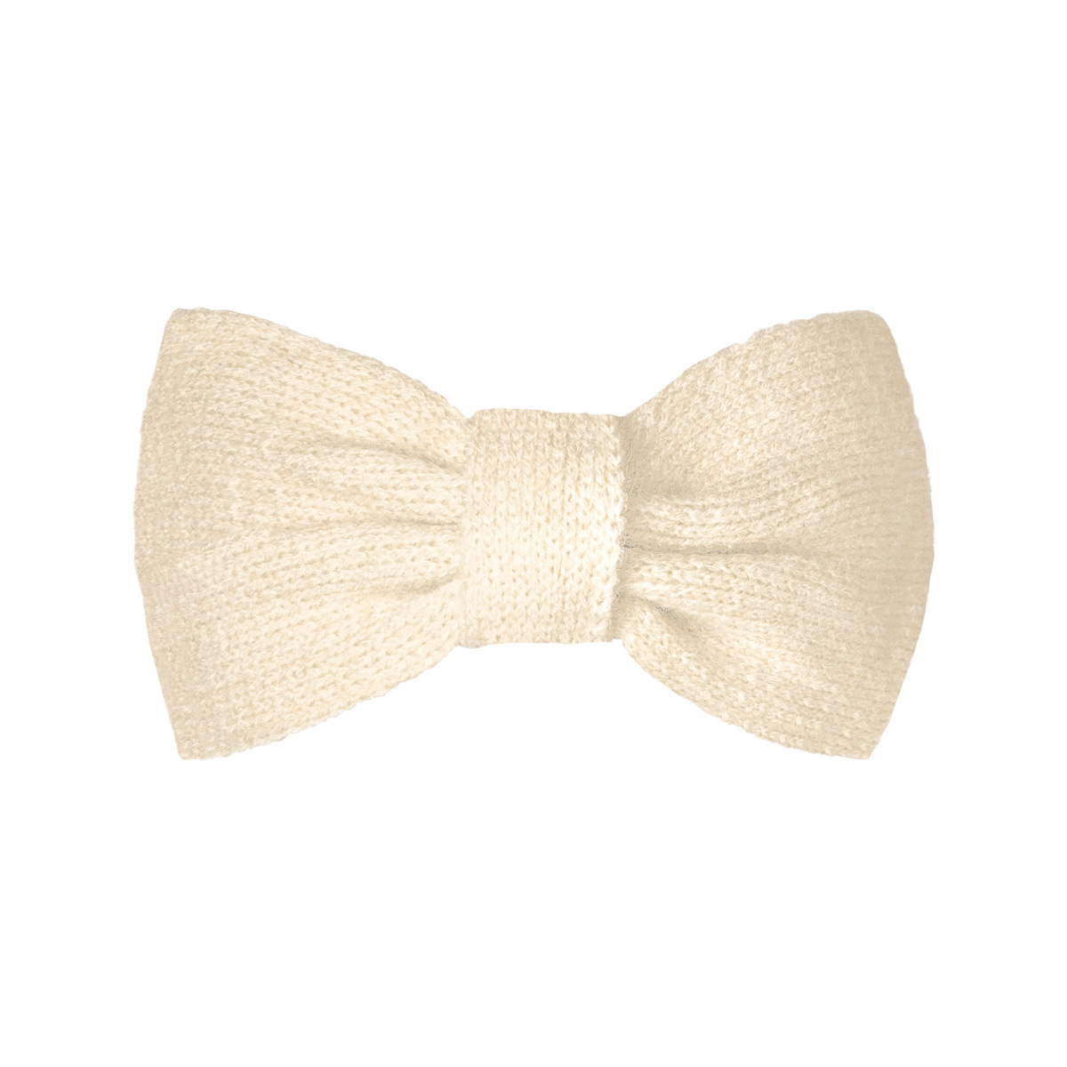 Stirnband cozy bow