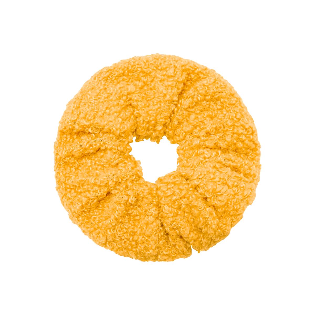 Scrunchie soft teddy
