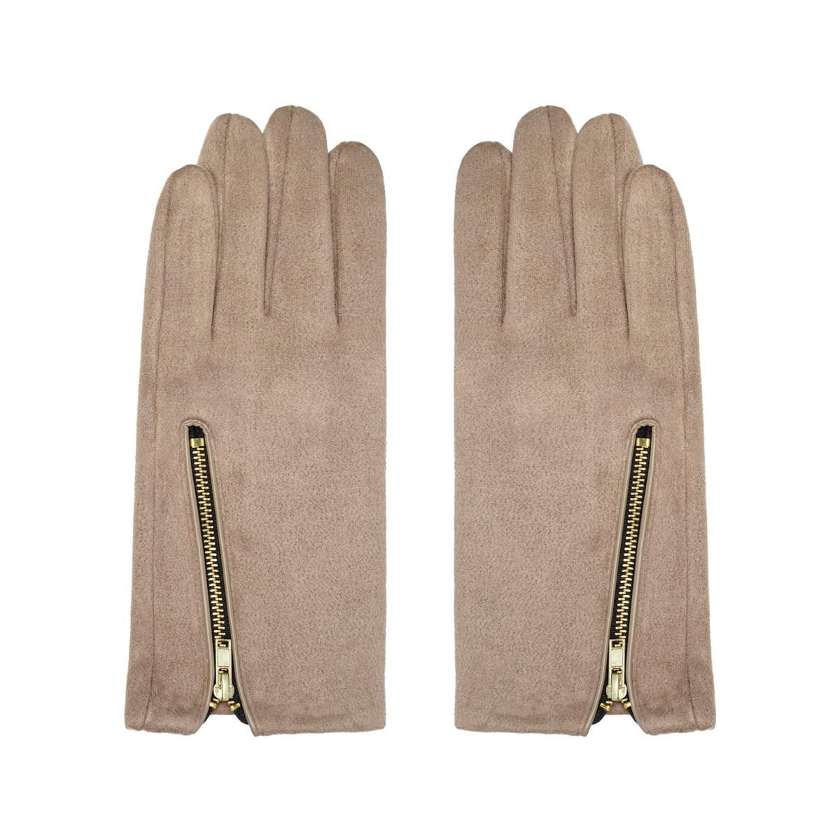 Handschoenen Zip me up