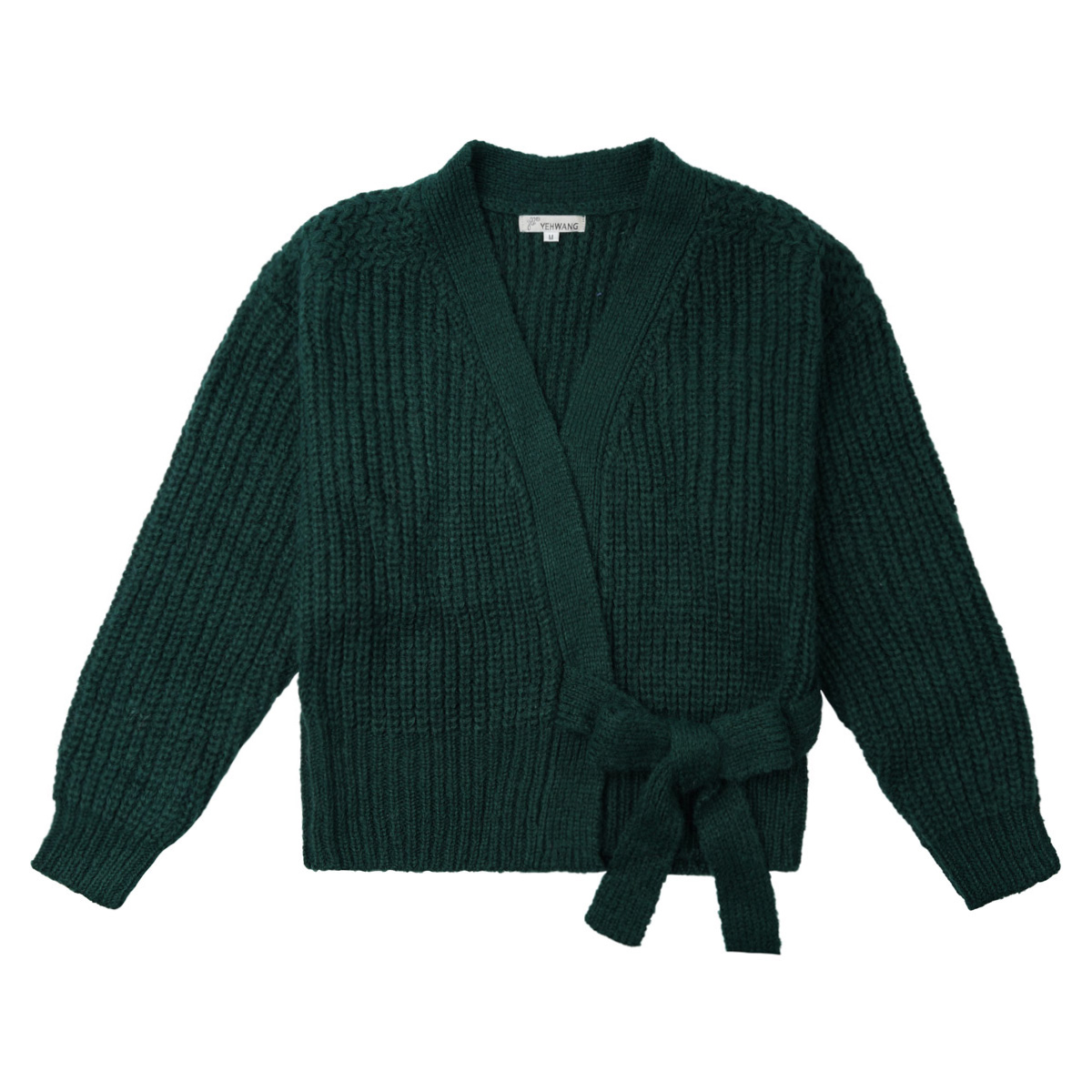 Cardigan Wrapped