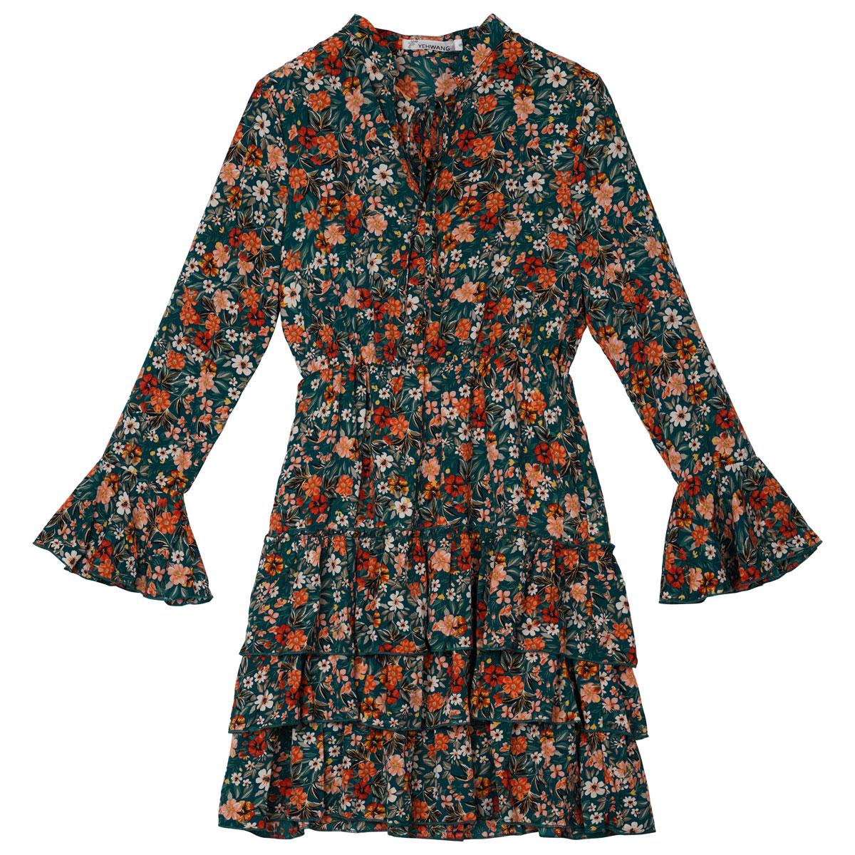 Kleid flower bush