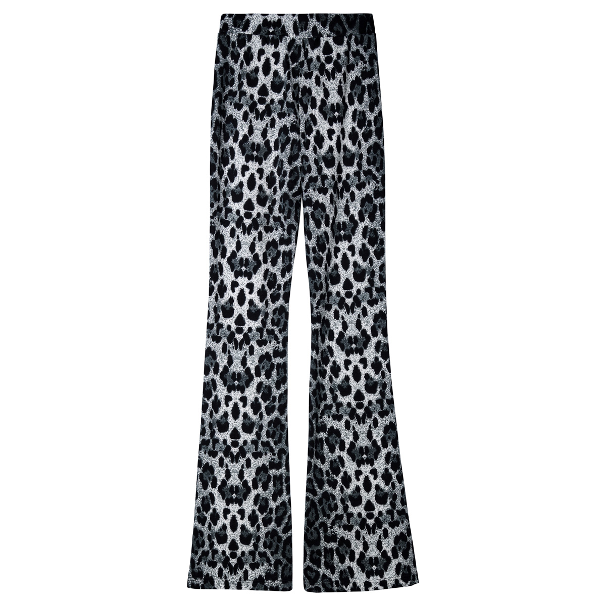 Hose flare grey panther